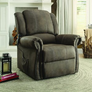 Cedar Rapids Power Lift Assist Recliner & Power Recliners Youu0027ll Love | Wayfair islam-shia.org