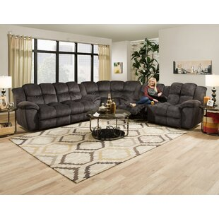 Caton Reclining Sectional by R..