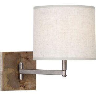 Robert Abbey Oliver 1-Light Swinging Arm Lamp