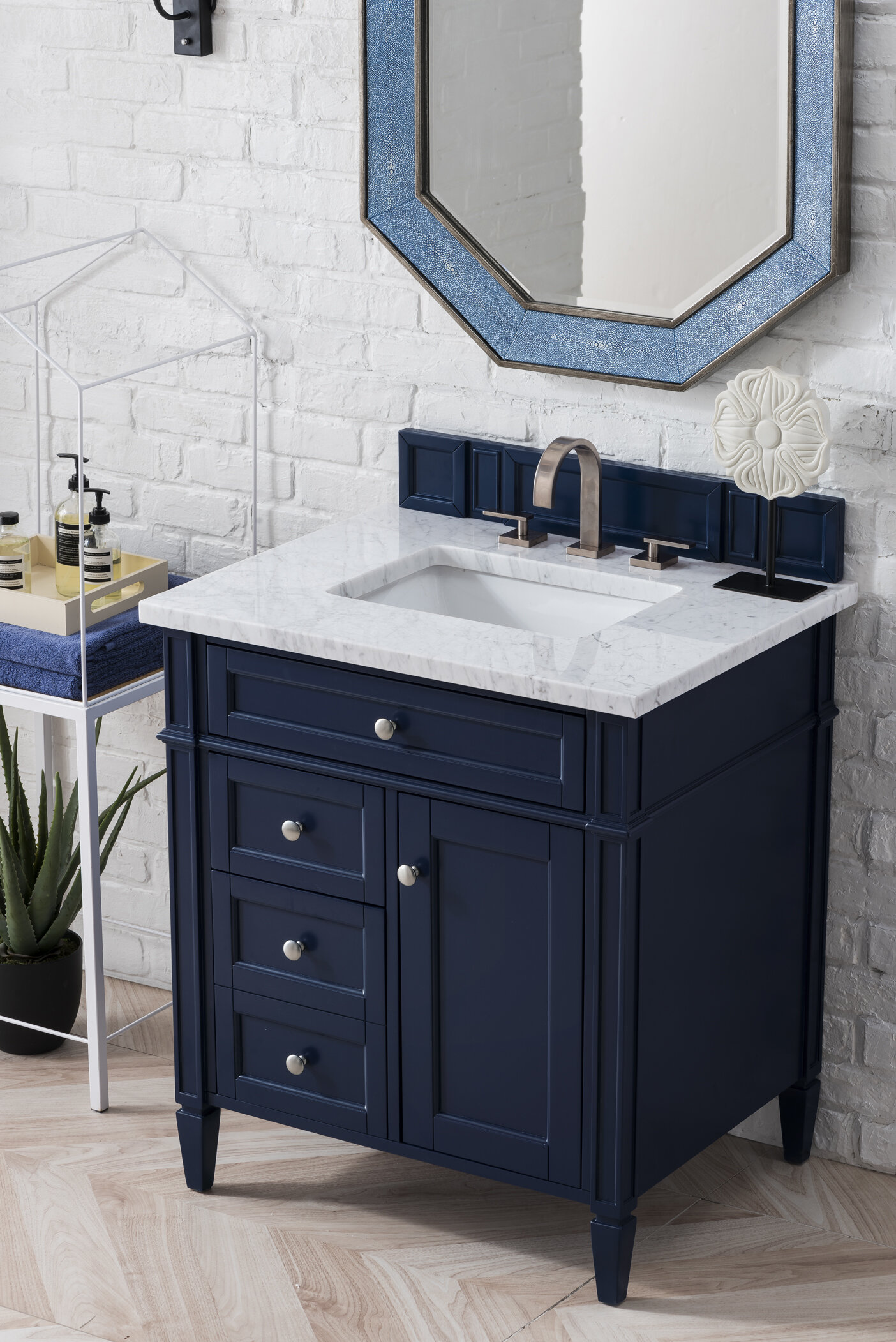 Dussault 30 Single Bathroom Vanity Set