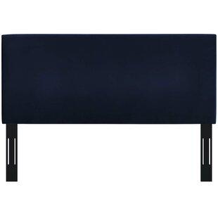 Inexpensive Margaret Upholstered Panel Headboard by Winston Porter