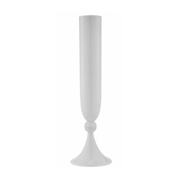Footed Glass Vase Wayfair