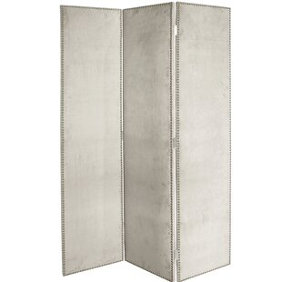 Darby Home Co Rohon 3 Panel Room Divider