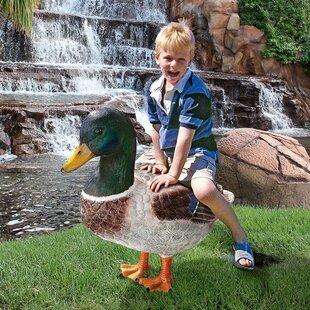 Finest Outdoor Duck Statues | Wayfair IG78