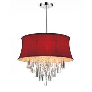 CWI Lighting Audrey 6-Light Chandelier