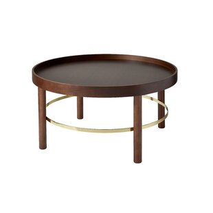 Nathan Coffee Table with Tray Top