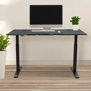 Affordable Pro X Height Adjustable Standing Desk By Haaken Furniture