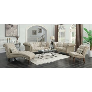 Find a Tab 4 Piece Living Room Set by Canora Grey Reviews (2019) & Buyer's Guide