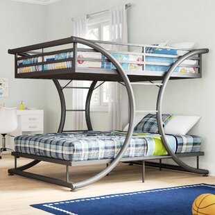 Affordable Valerie Full over Full Bunk Bed by Viv + Rae Reviews (2019) & Buyer's Guide
