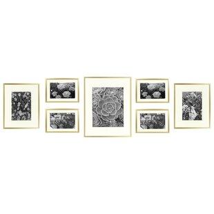 Gold Gallery Frames Wayfair