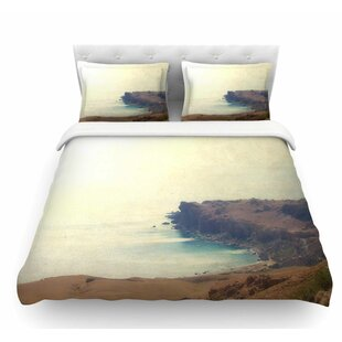 Sea Dream by Sylvia Coomes Coastal Featherweight Duvet Cover