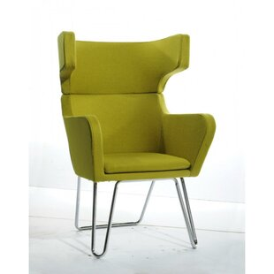 Claiborne Upholstered Lounge Chair by Orren Ellis