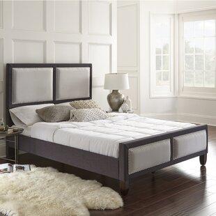 Latitude Run Knapp Queen Upholstered Platform Bed