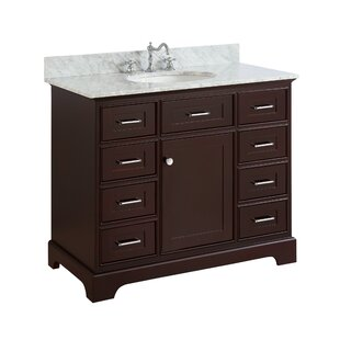 Quickview Kitchen Bath Collection Aria 42 Single Bathroom Vanity Set
