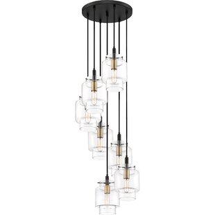 Nordheim 7-Light Cluster Pendant by Brayden Studio
