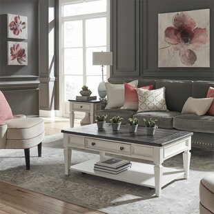 Liberty Furniture Allyson Park 2 Piece Coffee Table Set
