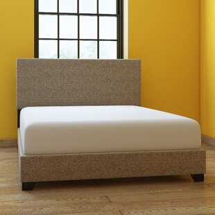 Adrienne Queen Upholstered Panel Bed by Andover Mills