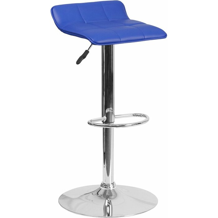 Super Whelan Low Back Adjustable Height Swivel Bar Stool Machost Co Dining Chair Design Ideas Machostcouk