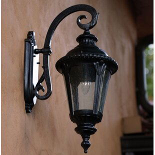 Compare & Buy Montegue Outdoor Wall Lantern By Charlton Home