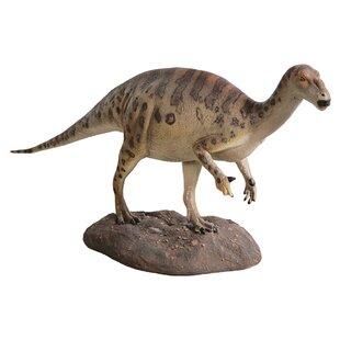 Design Toscano Iguanodont Scaled Dinosaur Statue