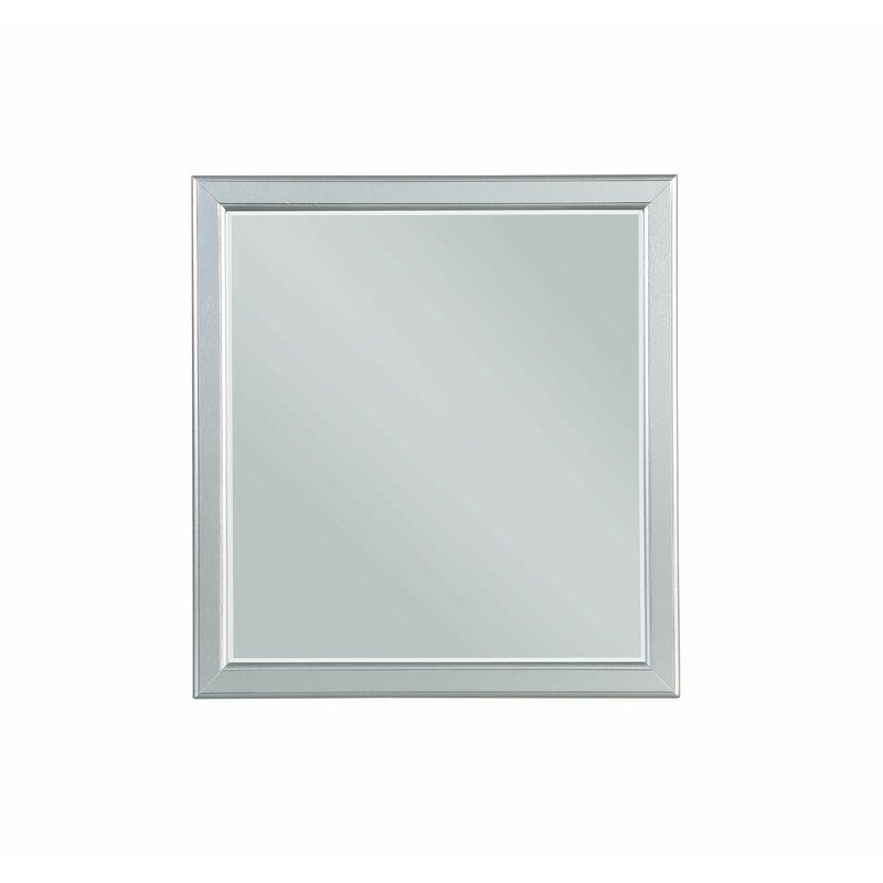 Grovelane Sophia Rectangular Dresser Mirror Wayfair Ca
