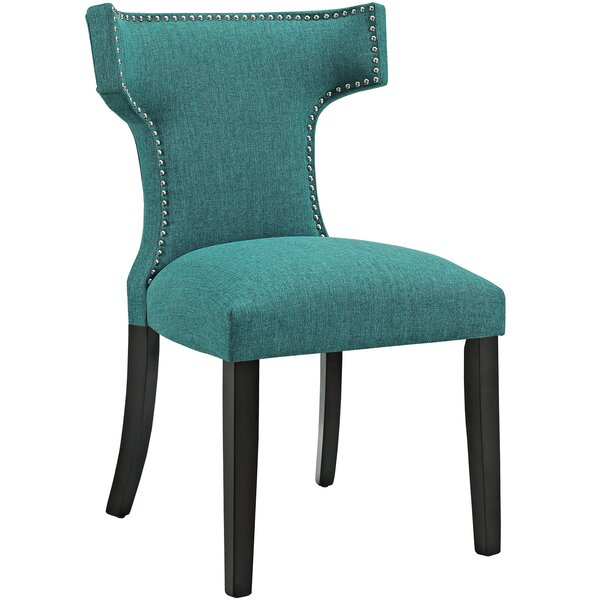 Modway Curve Upholstered Dining Chair & Reviews by Modway