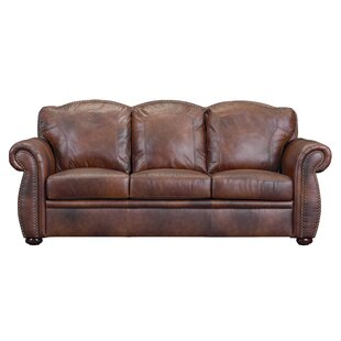 Danieli Leather Sofa