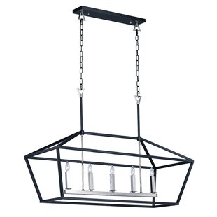 Darby Home Co Douglaston 5-Light Kitchen Island Pendant