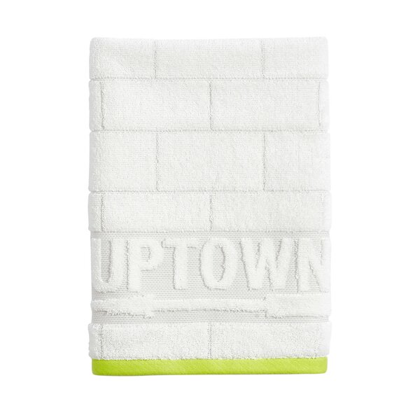 Dkny Accent Chair: DKNY Uptown 100% Cotton Hand Towel
