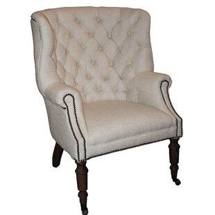 Mchugh Armchair by Canora Grey