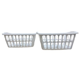 Rebrilliant Laundry Basket (Set of 2)