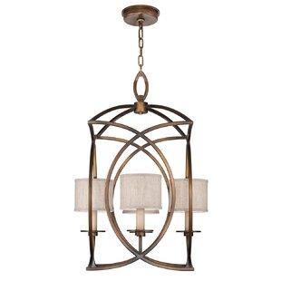 Fine Art Lamps Cienfuegos 4-Light Pendant