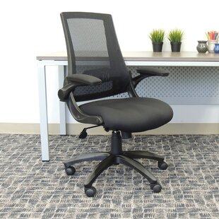 Johns Mesh Flip Task Chair by Symple Stuff New Design