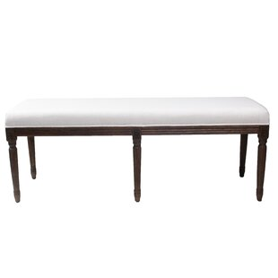 Blink Home Lafontaine Upholstered Bench