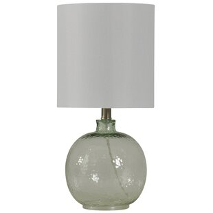 Glassclear table lamps joss main glassclear table lamps mozeypictures Gallery