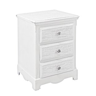 Skiatook 3 Drawer Chest By Brambly Cottage