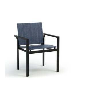 Hosler Cafe Stacking Patio Dining Chair