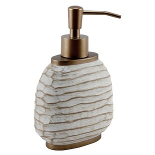MCS Industries Chiseled Texture Lotion Dispenser