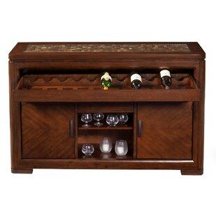 Wieczorek Wooden 2 Door Cabinet by Loon Peak