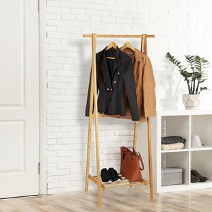 Shanley 75cm Wide Clothes Rack By Symple Stuff