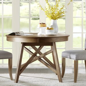 Forsythia Dining Table by Laurel Foundry Modern Farmhouse