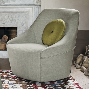 Best Price Alma Swivel Armchair by Calligaris Reviews (2019) & Buyer's Guide