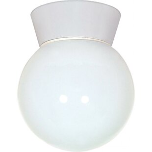 Purchase Chapin Traditional 1-Light Flush Mount By Ebern Designs