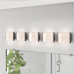 5 Light Bath Bar Bathroom Vanity Lighting You Ll Love In 2021 Wayfair