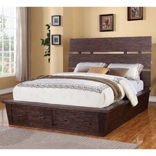 Colfax Storage Slat Bed by 17 Stories
