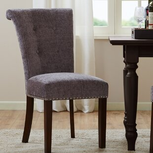Olivier Upholstered Dining Chair (Set of 2)