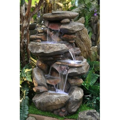 Rock Water Fountain Indoor