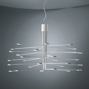 ZANEEN design Arbor 30-Light LED Chandelier