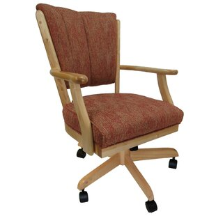 Elaina Upholstered Dining Chair Loon Peak