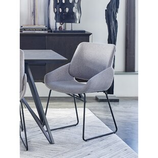 Ridder Upholstered Dining Chair Wrought Studio